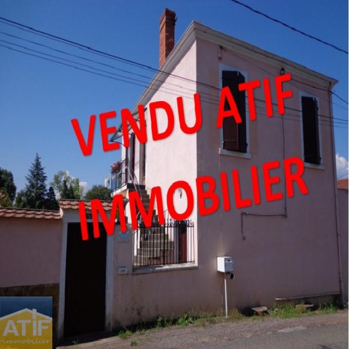 Offres de vente Viager Notre-Dame-de-Boisset (42120)