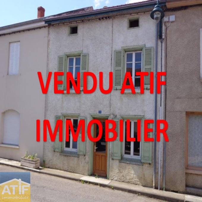 Offres de vente Maison de village Saint-Martin-la-Sauveté (42260)