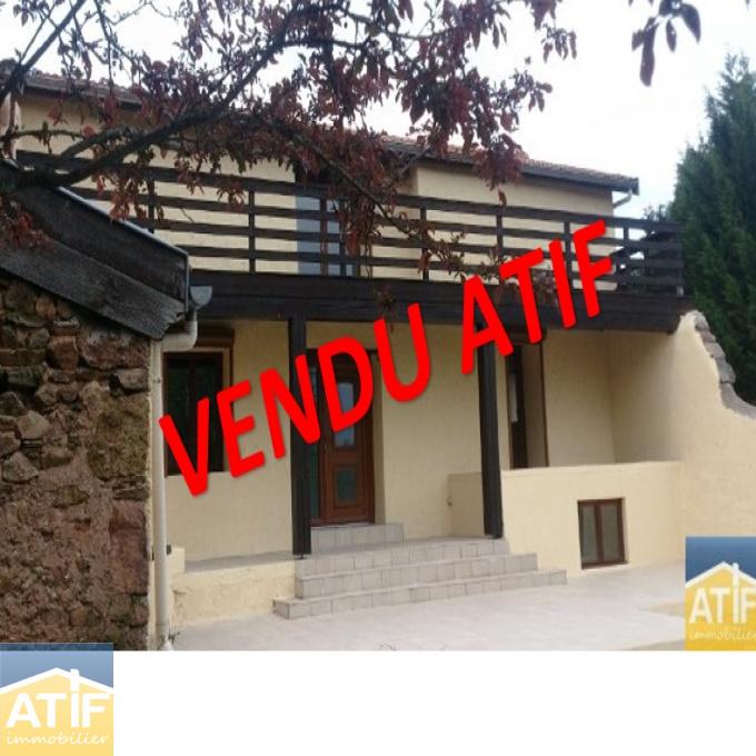 Offres de vente Maison Saint-Paul-de-Vézelin (42590)
