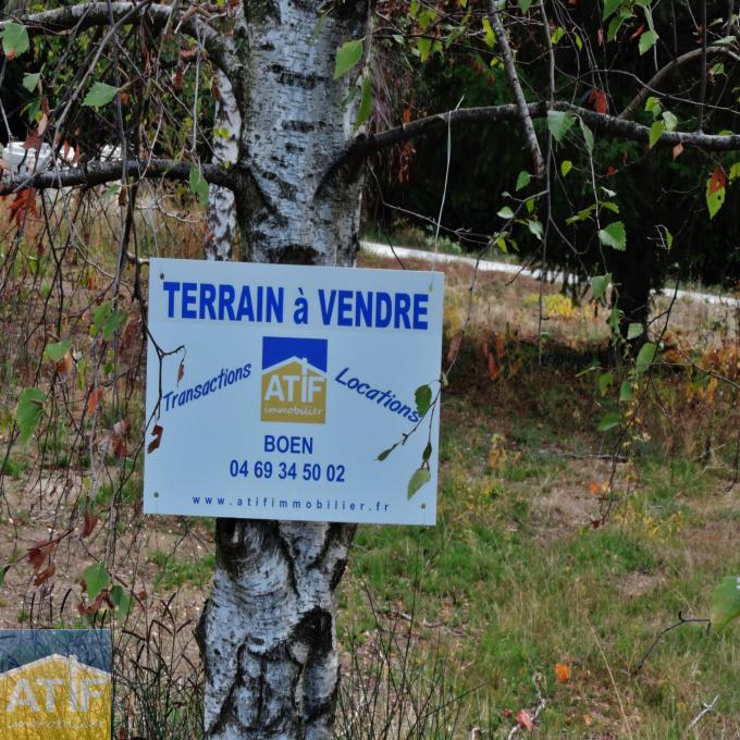 Offres de vente Terrain Boën (42130)