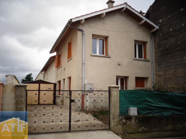 Annonce vente maison montverdun 42130 73 m 105 000 for Annonce achat maison